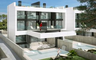 Villa de 3 chambres à El Campello  - NPS1117197