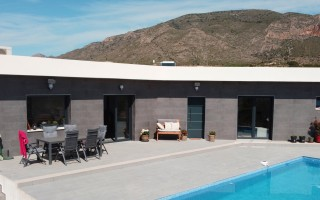 Villa de 3 chambres à El Fondó de les Neus  - MBC1116801