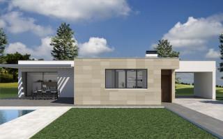 Villa de 3 chambres à Pinoso - PH1110503