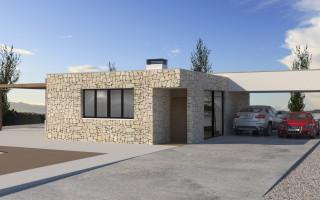 Villa de 3 chambres à Pinoso - PH1110527