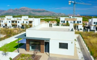 Villa de 3 chambres à Polop - PX1116981