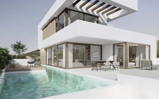 Villa de 3 chambres à Rojales - NH110104