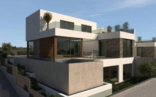 Villa de 4 chambres à San Javier  - UR116637