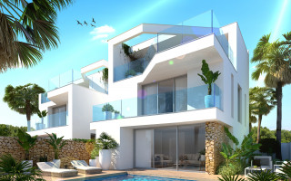 Villa de 3 chambres à Torrevieja - VR118931