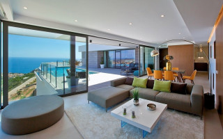 Villa de 3 chambres à Xàbia - CH119758