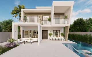 Villa de 3 habitaciones en Pilar de la Horadada  - RP117538
