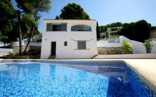 Villa de 3 habitaciones en San Javier  - NP116042