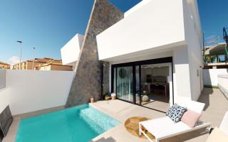 Villa de 3 habitaciones en San Pedro del Pinatar  - GU1117766