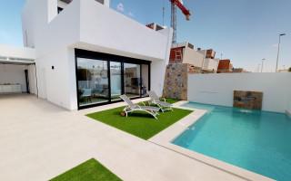 Villa de 3 habitaciones en San Pedro del Pinatar  - GU119784