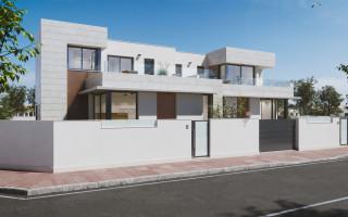 Villa de 3 habitaciones en Santiago de la Ribera  - TRX1110201