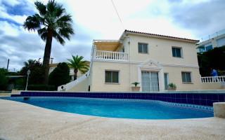 Villa de 4 chambres à Alfaz del Pi - CGN183247