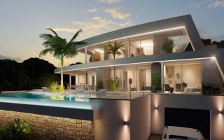 Villa de 4 chambres à Benissa  - GHB1117219