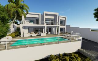 Villa de 4 chambres à Benissa - JT118278