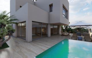 Villa de 4 chambres à Las Colinas - SM6056