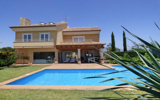 Villa de 6 chambres à Alfaz del Pi  - CGN177658