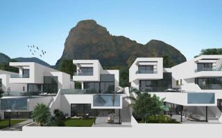 Villa de 3 chambres à Polop - LAI7757