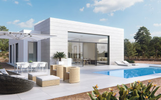 Villa de 3 chambres à San Miguel de Salinas - TRX116465