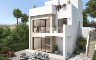 4 bedroom Villa in Benidorm - AG3000