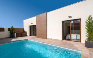2 bedroom Villa in Pilar de la Horadada - EF6157