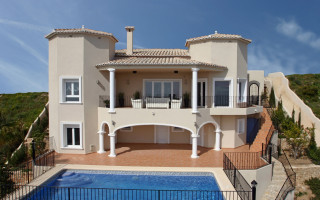 3 bedroom Villa in Polop  - SUN6214
