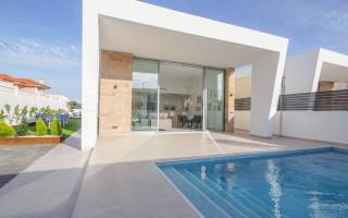 Villa moderna nueva  con piscina privada en Benijófar - M6180