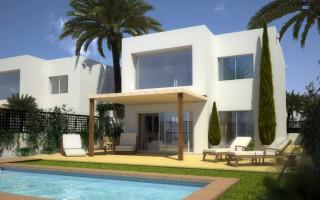 Villa moderna nueva en  Benijófar, Costa Blanca, Espana - M5999