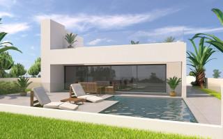 Villa de 3 chambres à Lo Romero - GU115316