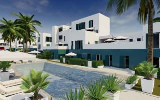 Villa de 3 chambres à San Pedro del Pinatar - GU115219