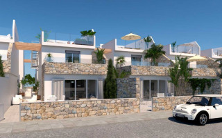 Villa de 3 chambres à Pilar de la Horadada - OK8099
