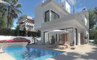 Villa de 3 chambres à Rojales - YH7762
