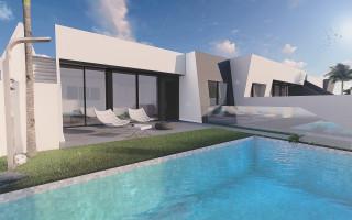 Villa de 3 chambres à Santiago de la Ribera - GU119242