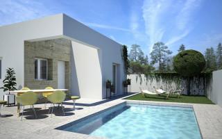 Villa de 2 chambres à Ciudad Quesada - JQ115386
