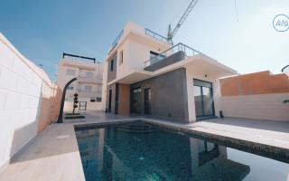Villa de 3 chambres à San Pedro del Pinatar - RP118014