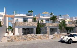 3 bedroom Villa in Pilar de la Horadada - OK8099