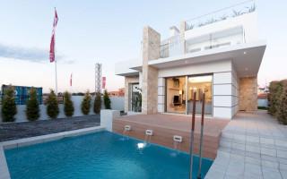 Villas cerca de la playa en Ciudad Quesada, Costa Blanca - ER114410