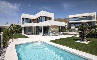 Villas cerca de la playa en Finestrat, Costa Blanca - EH117205