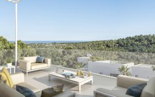 Villas  con vistas al mar en Torre de la Horadada - BM7332