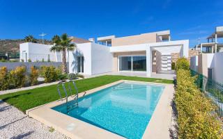 Villas en Algorfa, 3 dormitorios, 132 m<sup>2</sup> - TRI114877