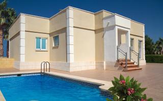 Villas en Benijófar, area 239 m<sup>2</sup> - GA7631