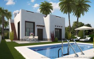 Villas en Bigastro, area 143 m<sup>2</sup> - SUN5944