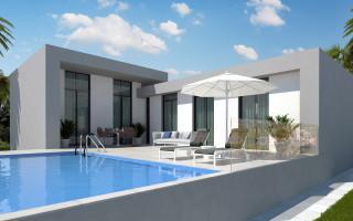 Villas en Ciudad Quesada, 3 dormitorios, area 131 m<sup>2</sup> - JQ115426