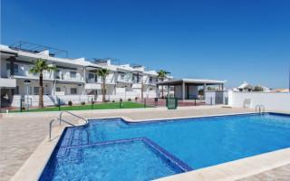 Villas en Ciudad Quesada, 3 dormitorios, area 148 m<sup>2</sup> - AT7266