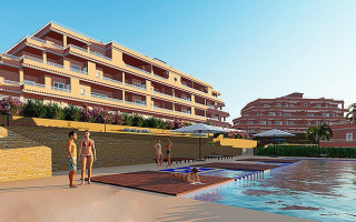 Villas en Ciudad Quesada, hasta la playa 700 m - ER114412