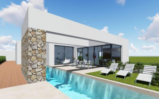 Villas en la playa en San Javier - OI114606