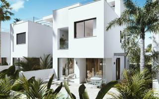 Villas en Polop, 3 dormitorios, 100 m<sup>2</sup> - WF7205