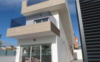 Villa de 3 habitaciones en San Miguel de Salinas - AGI6100