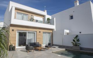Villa de 3 habitaciones en San Pedro del Pinatar  - RP118022