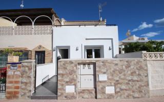 Villas en Santiago de la Ribera, 3 dormitorios, area 128 m<sup>2</sup> - WHG113946