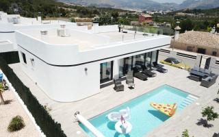 4 bedroom Villa in Polop  - MH119855