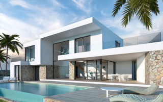 3 bedroom Villa in Moraira - GEO5834